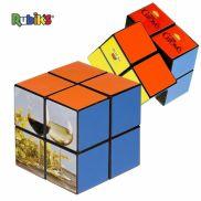 Rubik's 4-Panel Multicolor Cube