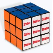 Rubik's Cube 9-Panel Promotional Toy
