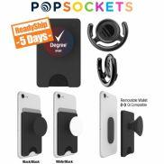 PopSocket PopWallet + Phone Grip & Mount