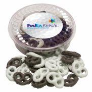 Designer Plastic Snack Tray