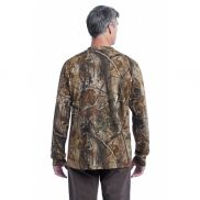 Russell Athletic Realtree Long Sleeve T-Shirt with Pocket