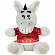 """6"""" Ugly Sweater Plush Donkey"""
