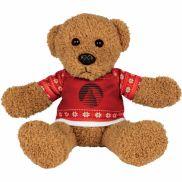 "6"" Ugly Sweater Rag Bear"