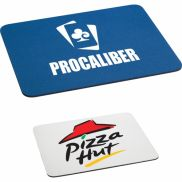 """1/8"""" Rectangular Rubber Mouse Pad"""