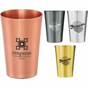 Glimmer Metal Cup - 14 oz.