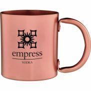 Copper Retro Mug - 14 oz.