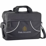 """The Quill  Promotional Briefcase- 11.25"""" x 15"""" x 4"""""""