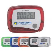 In-Shape Promotional Pedometer