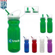 Polyclear Fruit Fusion Bottle - 24 oz.