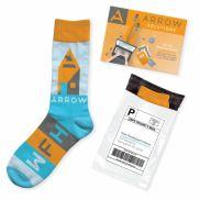 Saver Sock Mailer Kit