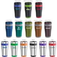 Stainless Steel Promotional Tumbler - 16 oz.