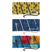 Lincoln Recycled Dye-Sublimated Felt Amenities Pouch