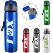 Bottle with Trekker Lid - 25 oz.