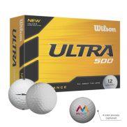 Wilson Ultra Distance Golf Balls