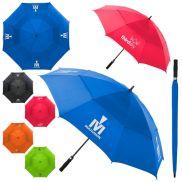 """Arcus Auto Open 60"""" Vented Canopy Golf Umbrella"""