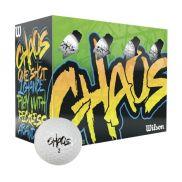 Wilson Chaos Double Dozen Golf Balls