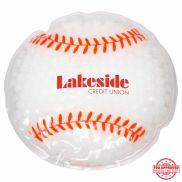 Baseball Aqua Pearls™ Hot/Cold Pack