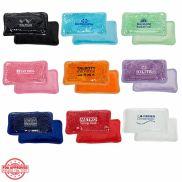 Plush Mini Rectangle Aqua Pearls™ Hot/Cold Pack
