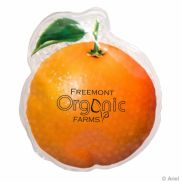 Orange Art Aqua Pearls™ Hot/Cold Pack