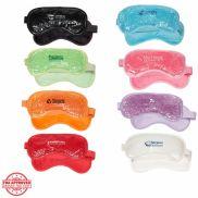 Plush Eye Mask Aqua Pearls™ Hot/Cold Pack
