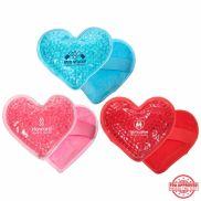 Plush Heart Aqua Pearls™ Hot/Cold Pack