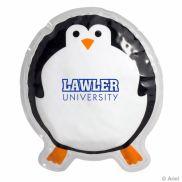 Round Penguin Aqua Pearls™ Hot/Cold Pack
