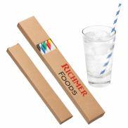 Vellum Paper Straw 10 Pack