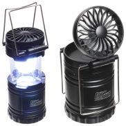 Retro Lantern with Fan