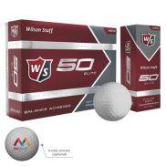 Wilson Staff 50 Elite Golf Balls