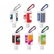 1.9 oz Duo Bottle SPF 30 Sunscreen + SPF 15 Lip Balm + Carabiner